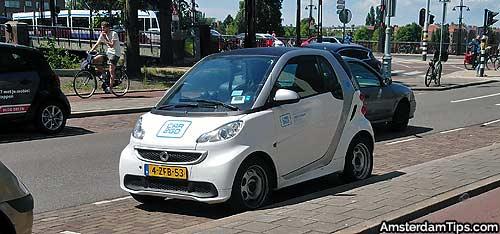 car2go amsterdam