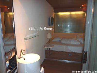 Citizenm amsterdam airport
