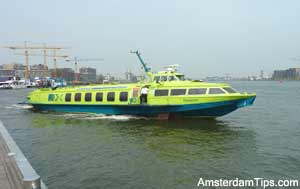 connexxion fast flying ferry