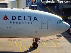 delta airlines amsterdam