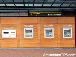dutch bank atm machine