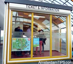 ebs bus ticket booth