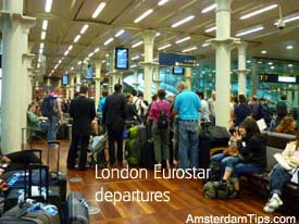eurostar london st pancras