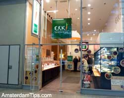 exki cafe brussels zuid
