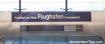 frankfurt airport station