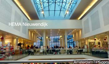 Dutch Shopping Chain Stores Amsterdam | Bijenkorf | V&D | Hema