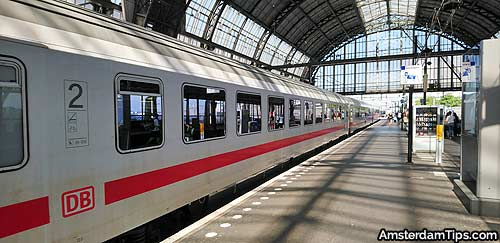 ic train amsterdam berlin