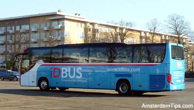 idbus coach service amsterdam to lille london brussels paris. Black Bedroom Furniture Sets. Home Design Ideas