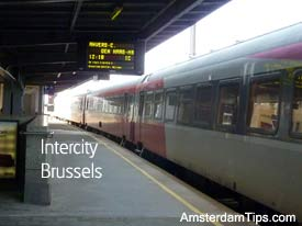 intercity brussels den haag
