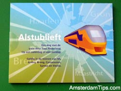 kruidvat ns rail day ticket