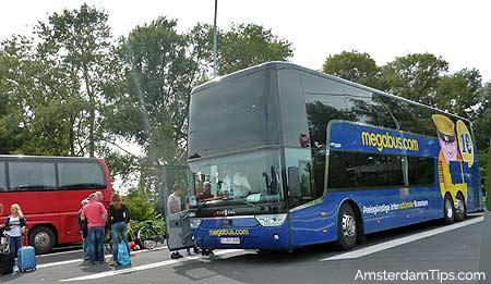 megabus cheap coach service amsterdam to london paris brussels. Black Bedroom Furniture Sets. Home Design Ideas
