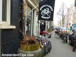 mike's bikes amsterdam