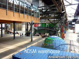 ndsm warehouse