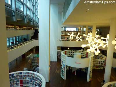 oba library amsterdam