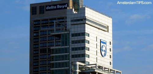 philips and delta lloyd offices amsterdam
