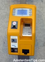 ov-chipcard credit machine