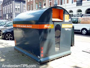 plastics recycling in amsterdam