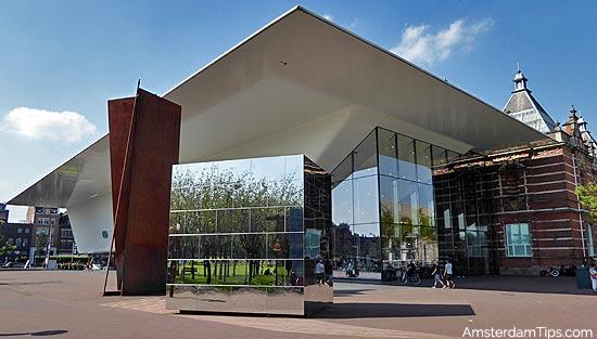 stedelijk museum in amsterdam netherlands modern