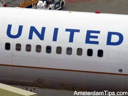 united airlines amsterdam