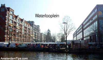 waterlooplein amsterdam