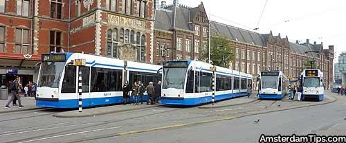 amsterdam trolley