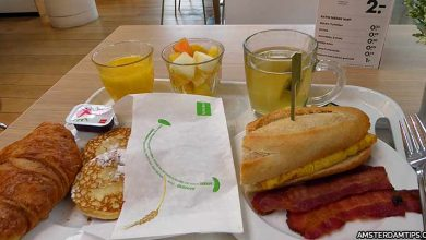 hema 2 euro breakfast