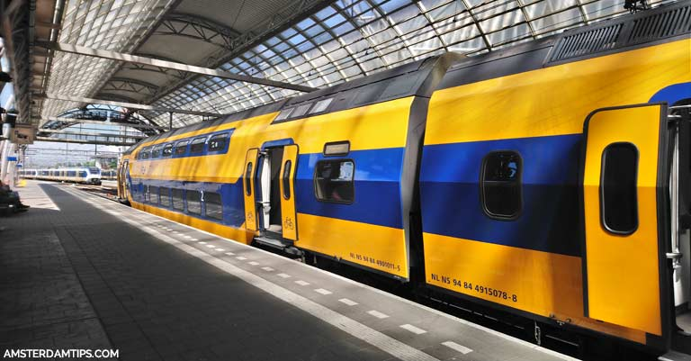 ns dutch railways discount cards guide