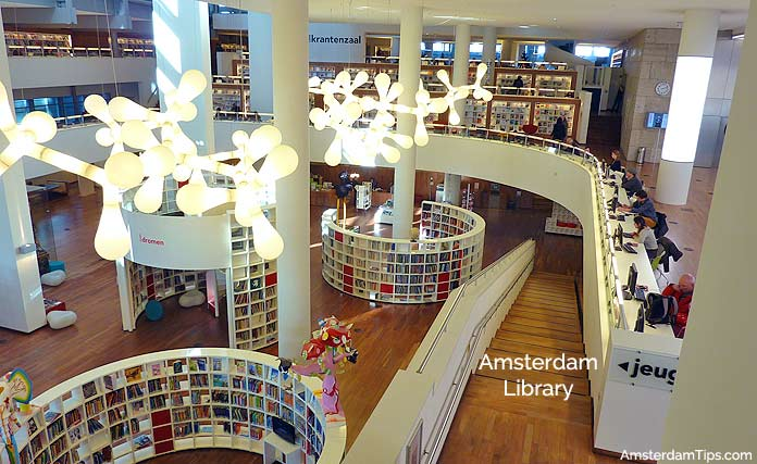 oba amsterdam library