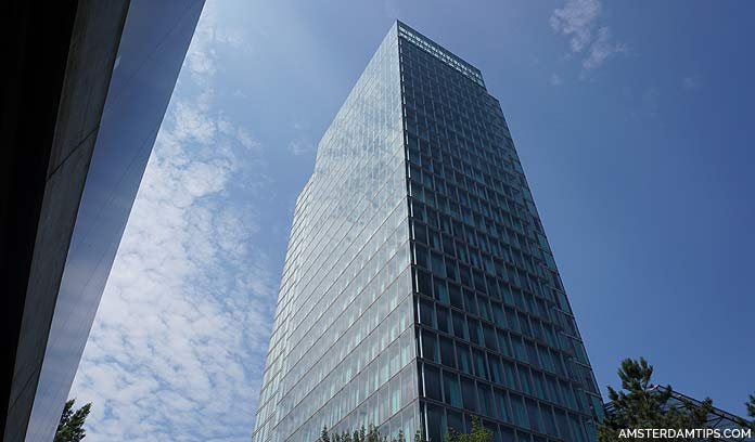 wtc h tower amsterdam