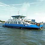 free GVB ferry amsterdam