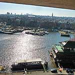 free library panorama amsterdam
