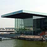 free muziekgebouw ij amsterdam