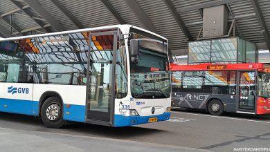 amsterdam buses