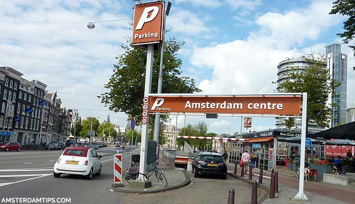 amsterdam car park