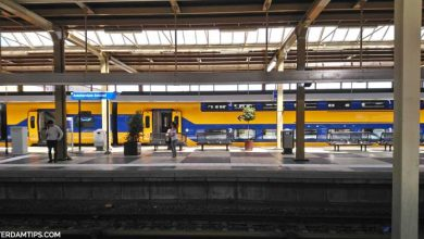amsterdam stations - amstel