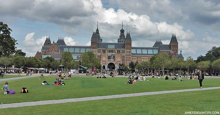 amsterdam in august