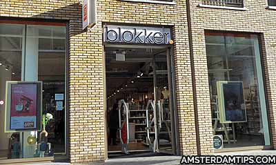 Dutch Chain Stores - Shopping in Amsterdam