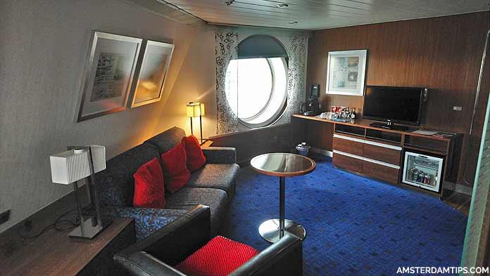 stena line captain's suite