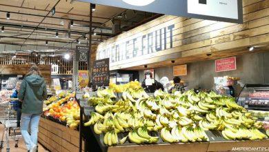 supermarket prices amsterdam