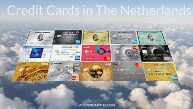 credit cards netherlands