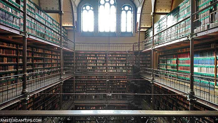 cuypers library rijksmuseum amsterdam