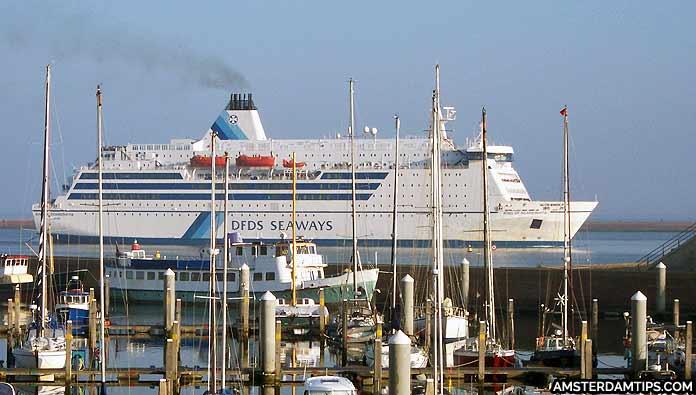 dfds seaways ferry amsterdam