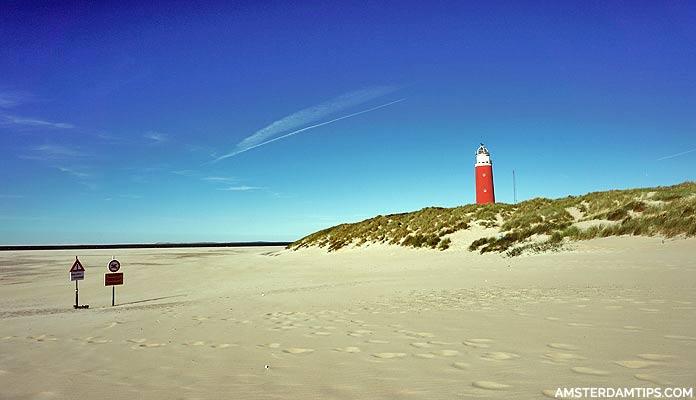 eierland lighthouse texel