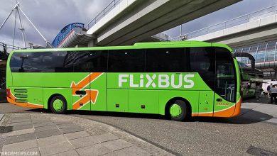 flixbus coach amsterdam