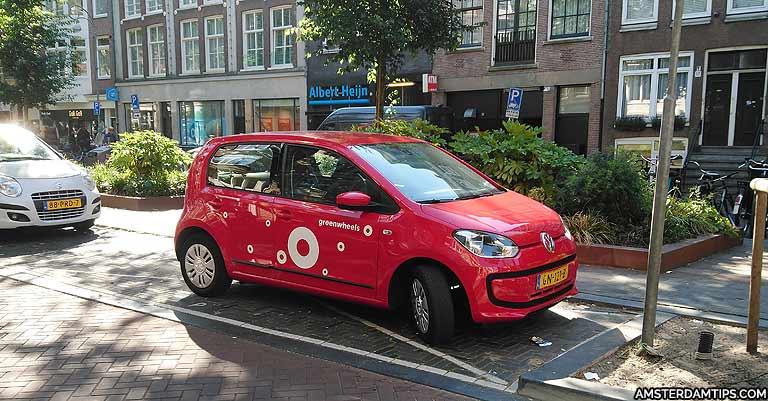 greenwheels car share