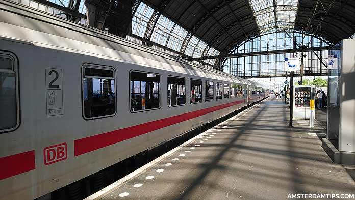 ic train amsterdam berlin