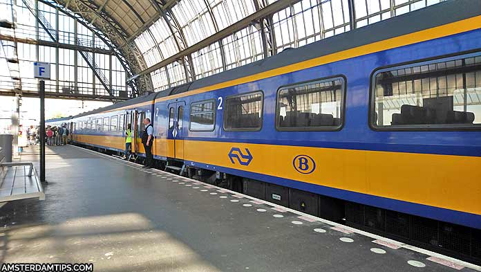 intercity brussels train