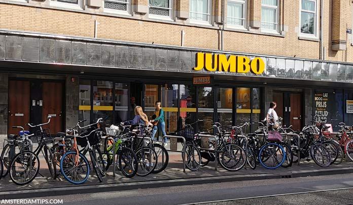 jumbo supermarket amsterdam