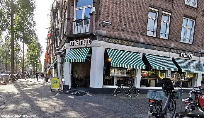 marqt supermarket amsterdam