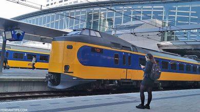 netherlands railways